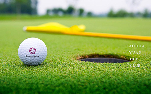 高爾夫球會VI項目清單